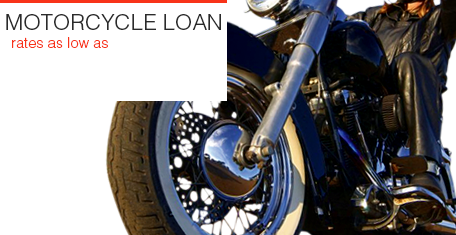 Used motorcycle loan rates